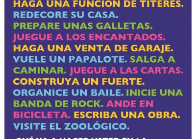 Flyer (Spanish)