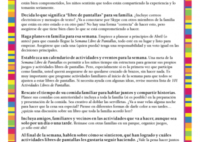 Family Guide (Spanish)