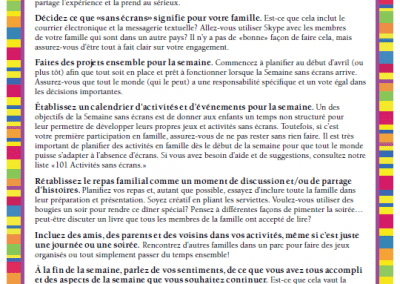 Family Guide (French)