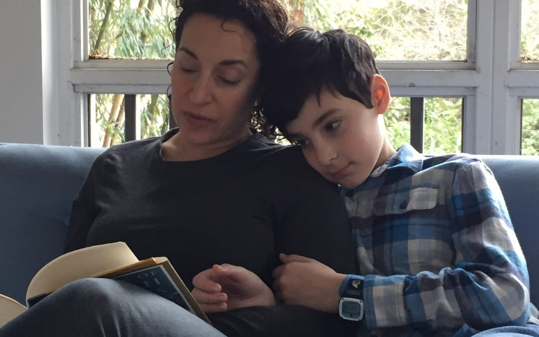 Why I (Still) Read Aloud to My Kids