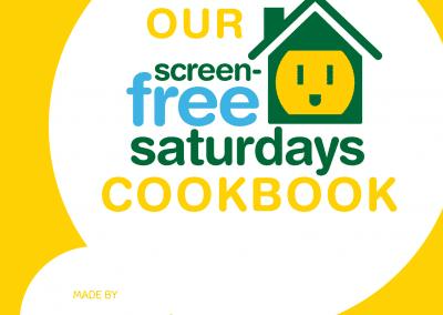 Screen-Free Saturdays Cookbook